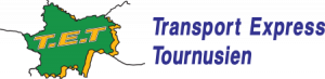 logo transport express tournusien 71