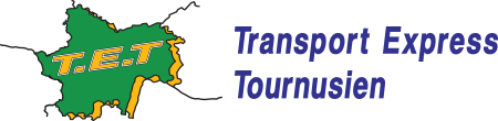 logo transport express tournusien 71